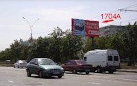 Билборд №216440 в городе Сумы (Сумская область), размещение наружной рекламы, IDMedia-аренда по самым низким ценам!