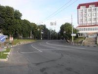 Ситилайт №216458 в городе Сумы (Сумская область), размещение наружной рекламы, IDMedia-аренда по самым низким ценам!