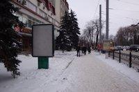 Ситилайт №216462 в городе Сумы (Сумская область), размещение наружной рекламы, IDMedia-аренда по самым низким ценам!