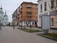 Ситилайт №216463 в городе Сумы (Сумская область), размещение наружной рекламы, IDMedia-аренда по самым низким ценам!