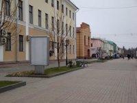 Ситилайт №216464 в городе Сумы (Сумская область), размещение наружной рекламы, IDMedia-аренда по самым низким ценам!