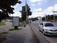 Ситилайт №216470 в городе Сумы (Сумская область), размещение наружной рекламы, IDMedia-аренда по самым низким ценам!