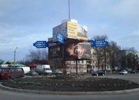 Билборд №217741 в городе Гадяч (Полтавская область), размещение наружной рекламы, IDMedia-аренда по самым низким ценам!