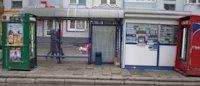 Остановка №217763 в городе Гадяч (Полтавская область), размещение наружной рекламы, IDMedia-аренда по самым низким ценам!