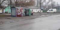 Остановка №217768 в городе Гадяч (Полтавская область), размещение наружной рекламы, IDMedia-аренда по самым низким ценам!