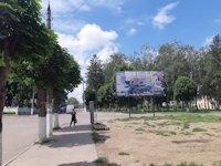 Билборд №218083 в городе Заставна (Черновицкая область), размещение наружной рекламы, IDMedia-аренда по самым низким ценам!