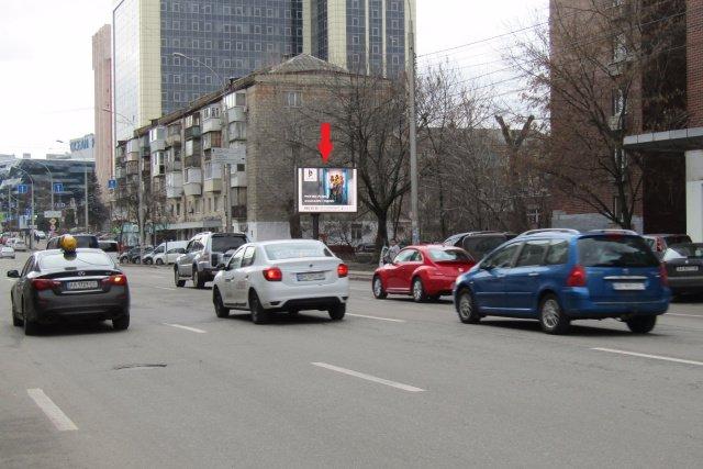 Экран №218124 в городе Киев (Киевская область), размещение наружной рекламы, IDMedia-аренда по самым низким ценам!