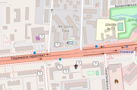 IDMedia Арендовать и разместить Крышу в городе Киев (Киевская область) №218446 схема