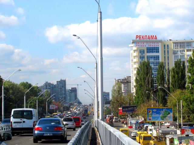 Крыша №218447 в городе Киев (Киевская область), размещение наружной рекламы, IDMedia-аренда по самым низким ценам!