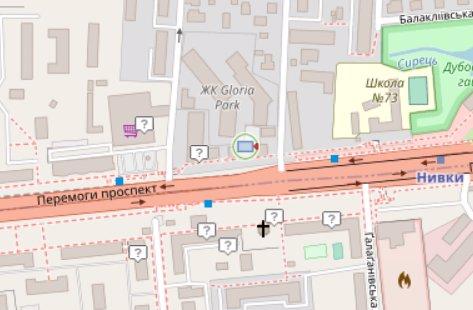 IDMedia Арендовать и разместить Крышу в городе Киев (Киевская область) №218447 схема