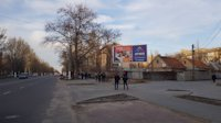 Билборд №218607 в городе Мелитополь (Запорожская область), размещение наружной рекламы, IDMedia-аренда по самым низким ценам!