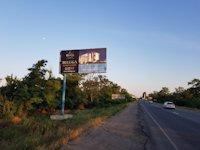 Билборд №218612 в городе Мелитополь (Запорожская область), размещение наружной рекламы, IDMedia-аренда по самым низким ценам!