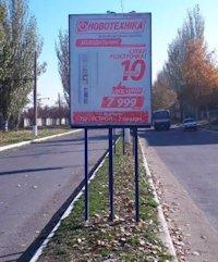 Ситилайт №218776 в городе Дружковка (Донецкая область), размещение наружной рекламы, IDMedia-аренда по самым низким ценам!