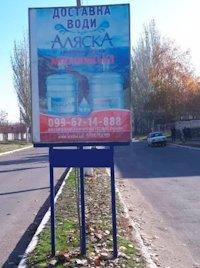 Ситилайт №218778 в городе Дружковка (Донецкая область), размещение наружной рекламы, IDMedia-аренда по самым низким ценам!