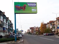 Билборд №218819 в городе Константиновка (Донецкая область), размещение наружной рекламы, IDMedia-аренда по самым низким ценам!