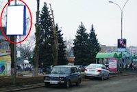Холдер №218855 в городе Покровск(Красноармейск) (Донецкая область), размещение наружной рекламы, IDMedia-аренда по самым низким ценам!
