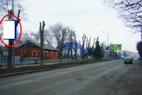 Холдер №218859 в городе Покровск(Красноармейск) (Донецкая область), размещение наружной рекламы, IDMedia-аренда по самым низким ценам!