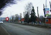 Холдер №218860 в городе Покровск(Красноармейск) (Донецкая область), размещение наружной рекламы, IDMedia-аренда по самым низким ценам!