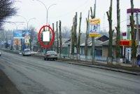 Холдер №218864 в городе Покровск(Красноармейск) (Донецкая область), размещение наружной рекламы, IDMedia-аренда по самым низким ценам!