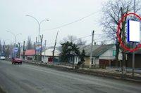 Холдер №218870 в городе Покровск(Красноармейск) (Донецкая область), размещение наружной рекламы, IDMedia-аренда по самым низким ценам!