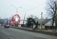 Холдер №218872 в городе Покровск(Красноармейск) (Донецкая область), размещение наружной рекламы, IDMedia-аренда по самым низким ценам!