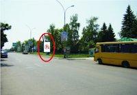 Ситилайт №218894 в городе Покровск(Красноармейск) (Донецкая область), размещение наружной рекламы, IDMedia-аренда по самым низким ценам!