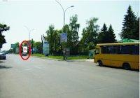 Ситилайт №218896 в городе Покровск(Красноармейск) (Донецкая область), размещение наружной рекламы, IDMedia-аренда по самым низким ценам!