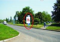 Ситилайт №218902 в городе Покровск(Красноармейск) (Донецкая область), размещение наружной рекламы, IDMedia-аренда по самым низким ценам!