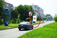 Ситилайт №218903 в городе Покровск(Красноармейск) (Донецкая область), размещение наружной рекламы, IDMedia-аренда по самым низким ценам!