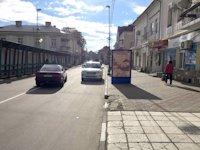 Ситилайт №218914 в городе Надвирна (Ивано-Франковская область), размещение наружной рекламы, IDMedia-аренда по самым низким ценам!