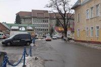 Ситилайт №218950 в городе Надвирна (Ивано-Франковская область), размещение наружной рекламы, IDMedia-аренда по самым низким ценам!