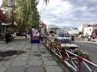 Скролл №218957 в городе Надвирна (Ивано-Франковская область), размещение наружной рекламы, IDMedia-аренда по самым низким ценам!