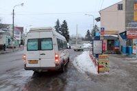 Ситилайт №218987 в городе Надвирна (Ивано-Франковская область), размещение наружной рекламы, IDMedia-аренда по самым низким ценам!