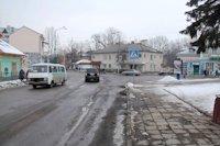 Ситилайт №218989 в городе Надвирна (Ивано-Франковская область), размещение наружной рекламы, IDMedia-аренда по самым низким ценам!