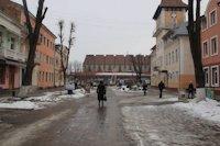 Ситилайт №218995 в городе Надвирна (Ивано-Франковская область), размещение наружной рекламы, IDMedia-аренда по самым низким ценам!