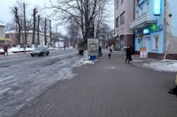 Ситилайт №219002 в городе Надвирна (Ивано-Франковская область), размещение наружной рекламы, IDMedia-аренда по самым низким ценам!