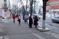 Ситилайт №219003 в городе Надвирна (Ивано-Франковская область), размещение наружной рекламы, IDMedia-аренда по самым низким ценам!