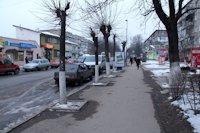 Ситилайт №219008 в городе Надвирна (Ивано-Франковская область), размещение наружной рекламы, IDMedia-аренда по самым низким ценам!