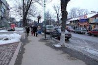 Ситилайт №219009 в городе Надвирна (Ивано-Франковская область), размещение наружной рекламы, IDMedia-аренда по самым низким ценам!