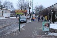 Ситилайт №219015 в городе Надвирна (Ивано-Франковская область), размещение наружной рекламы, IDMedia-аренда по самым низким ценам!