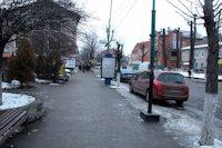 Ситилайт №219016 в городе Надвирна (Ивано-Франковская область), размещение наружной рекламы, IDMedia-аренда по самым низким ценам!