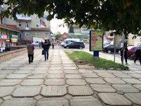Ситилайт №219032 в городе Надвирна (Ивано-Франковская область), размещение наружной рекламы, IDMedia-аренда по самым низким ценам!