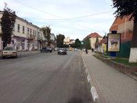 Ситилайт №219035 в городе Надвирна (Ивано-Франковская область), размещение наружной рекламы, IDMedia-аренда по самым низким ценам!