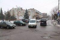 Ситилайт №219050 в городе Надвирна (Ивано-Франковская область), размещение наружной рекламы, IDMedia-аренда по самым низким ценам!