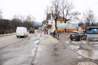 Билборд №219109 в городе Яремча (Ивано-Франковская область), размещение наружной рекламы, IDMedia-аренда по самым низким ценам!
