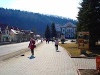 Скролл №219207 в городе Яремча (Ивано-Франковская область), размещение наружной рекламы, IDMedia-аренда по самым низким ценам!