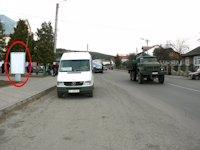 Ситилайт №219349 в городе Делятин (Ивано-Франковская область), размещение наружной рекламы, IDMedia-аренда по самым низким ценам!