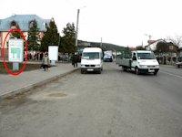 Ситилайт №219351 в городе Делятин (Ивано-Франковская область), размещение наружной рекламы, IDMedia-аренда по самым низким ценам!