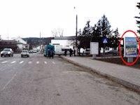 Ситилайт №219352 в городе Делятин (Ивано-Франковская область), размещение наружной рекламы, IDMedia-аренда по самым низким ценам!