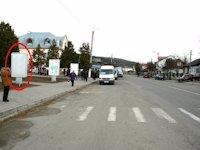 Ситилайт №219353 в городе Делятин (Ивано-Франковская область), размещение наружной рекламы, IDMedia-аренда по самым низким ценам!